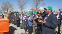 MEHMET DURUKAN - Kayseri Şeker, Pancar Ekim Törenlerine Develi'de Devam Etti