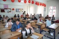 Kilis'te 2 Bin 340 Öğrenci TEOG Sınavına Giriyor