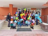 Kızılay, Suriyeli Çocukları Bayram Kutlamasıyla Uğurladı