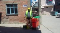 TAHIR ŞAHIN - Köylerde Temizlik Çalışması