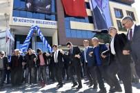 MÜFTÜ YARDIMCISI - Kürtün Belediye Hizmet Binası Törenle Açıldı