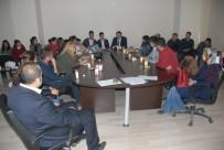 Mahalle Okul Yöneticilerine Yönelik İş Yeri Sağlık Ve Güvenlik Toplantısı
