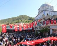 TUR YıLDıZ BIÇER - Manisalı Şehidi Binler Uğurladı