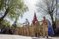 BURSA BÜYÜKŞEHİR BELEDİYESİ - Mehmetçikler 102 Yıl Sonra Çanakkale Savaşlarına Uğurlandı