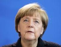 HRISTIYAN - Merkel'den AB'ye Türkiye karşıtı çağrı
