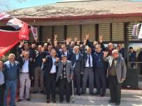 MHP Kozaklı İlçe Kongresi Yapıldı