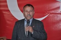 MHP Sumbas İlçe Başkanı Hakkı Aslandağ Güven Tazeledi