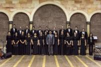Nevşehir Belediyesi Türk Halk Müziği Topluluğu Konser Verecek