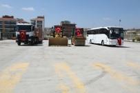 KAZıM KURT - Odunpazarı Belediyesi Yeni Araçlarla Filosunu Güçlendirdi