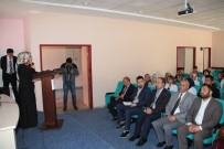 Oltu'da 'Peygamber Ve Güven Toplumu' Konferansı