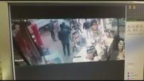 (ÖZEL HABER) Bursa'da Cinayet Anı Kamerada...
