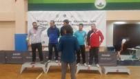 SEDAT BÜYÜK - Pazaryeri HEM Sporcuları Masa Tenisinde Üçüncülük Kazandı