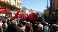Samsun'daki Kazada Ölen Öğrenci Toprağa Verildi