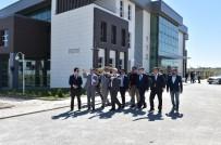 Şanlıurfa'da Acil Çağrılar Tek Merkezde Toplanacak