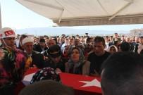 CENAZE NAMAZI - Şehit Uzman Çavuş Son Yolculuğuna Uğurlandı