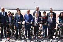 İSMAIL ÇORUMLUOĞLU - Şehzadeler 'De Sporculara Bisiklet Desteği