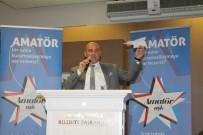 KÜÇÜKÇEKMECE BELEDİYESİ - Seymen Gençtürk, İstanbul Amatör Spor Kulüpleri Federasyonu Başkanlığına Talip