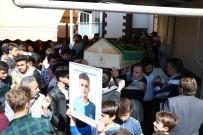 CENAZE NAMAZI - Silahlı Çatışmanın Ortasında Kalan Lise Öğrencisi Son Yolculuğuna Uğurlandı