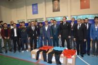 Şırnak'ta Amatör Spor Kulüplerine Malzeme Dağıtıldı