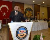 TRABZON VALİSİ - Trabzon Kredi Kefalet Kooperatifi Olağan Genel Kurulu Yapıldı