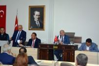 PLAN BÜTÇE KOMİSYONU - Trakyakent Olağan Meclis Toplantısı Gerçekleşti