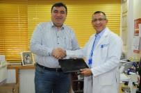 TSG Anadolu Hastanesi İle Eskişehir Yaş Sebze Meyve Balıkçılar Ve Pazarcılar Esnaf Odası Arasında Protokol İmzalandı