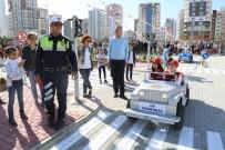 TRAFİK MÜDÜRLÜĞÜ - Türkiye'nin En Kapsamlı Trafik Eğitim Parkı Mersin'de Hizmete Girdi