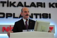VİZE MUAFİYETİ - 'Türkiye'yi AB Kartıyla Ürkütmeye, Korkutmaya...'