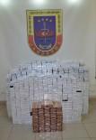 KıLıLı - Türkoğlu'nda 49 Bin Paket Kaçak Sigara Ele Geçirildi