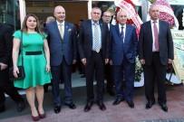 KADIN İŞÇİ - TÜSİAV'dan Yenimahalle Belediye Başkanı Yaşar'a Özel Ödül