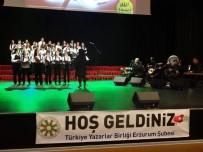 GENEL SEKRETER - TYB Erzurum Şubesi'nden Anlamlı Program