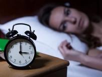 ALZHEIMER - 'Uyku bölünmeleri bunamayı tetikliyor'