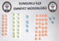 ÇAY KAŞIĞI - Uyuşturucu Krizine Giren Genç Hastaneye Kaldırıldı