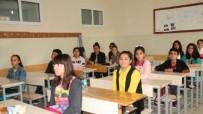 FEN BILIMLERI - Van'da TEOG Sınavı Başladı