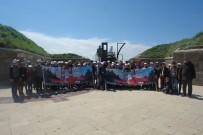 AYASOFYA MÜZESI - Yakutiye Ve Tutak'ın Çocukları Tarih Kokan Gezilerini Tamamladılar