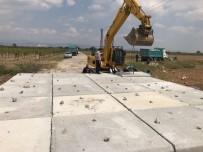 TOPLU TAŞIMA - Yol Yenilendi Araç Trafiğine Açıldı