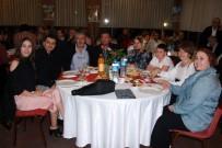 İÇLİ KÖFTE - Zonguldak'ta Yaşayan Malatyalılar Bir Araya Geldi