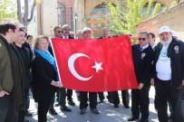 MEFTUN - 2. Uluslararası Sevgi Ve Barış Yürüyüşü Karaman'dan Başladı