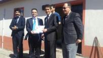 Ağrı'da TEOG Öğrencileri Ödüllendirildi