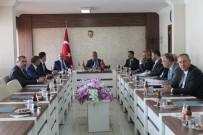 TICARET VE SANAYI ODASı - AHİKA Nisan Ayı Toplantısını Niğde'de Yaptı