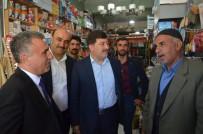AK Parti Teşekkür Ziyaretlerini Sürdürüyor