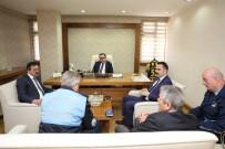 KALDIRIM İŞGALİ - Aktepe Açıklaması 'Kaldırım İşgali Ve Seyyar Satıcılar Konusunda Hassas Olacağız'