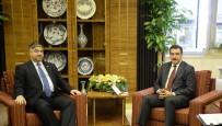 HALIL KARA - Bakan Tüfenkci Açıklaması 'Yeni Hudut Kapıları Açabiliriz'