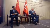 NÜKLEER SANTRAL - Başbakan Yardımcısı Türkeş Açıklaması 'Asya'da En Büyük Ticaret Ortağımız Çin'dir'