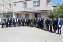 GÜN IŞIĞI - Başkan Baran, Gün Işığı Derneği'nin Genel Kurul Toplantısına Katıldı