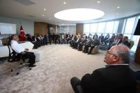 KARABAĞ - Başkan Karabağ, 'Bayraklı'da Kendiliğinden Dönüşüm Gerçekleşecek'