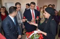 BILAL ÖZKAN - Başkan Özkan'dan Anlamlı Ziyaret