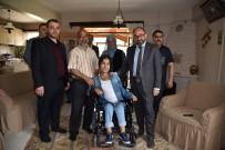 HÜSEYİN ÜZÜLMEZ - Başkan Üzülmez'den Engelli Ve İhtiyaç Sahiplerine Destek