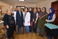 EL EMEĞİ GÖZ NURU - Başkan Yağcı, Bilecik Osmanlı El Sanatları Merkezi'ni Ziyaret Etti
