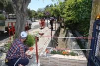 Belediye Açık Su Kanalı İçin Önlem Aldı